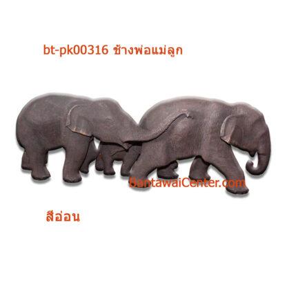 ช้างพ่อแม่ลูก